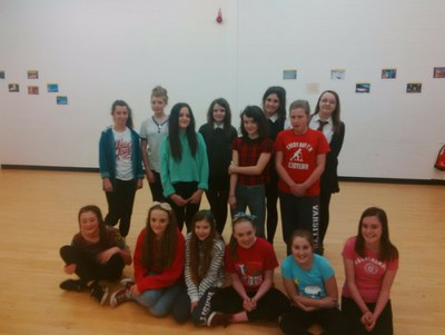 Urban Moves Dance Class 3