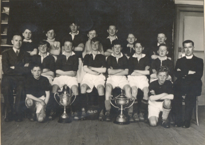 1946 School Football Team