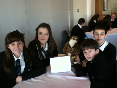 Literary Quiz Team 2012.jpg