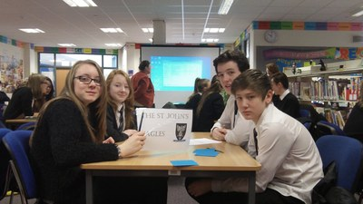Literacy Quiz Team 2014/15