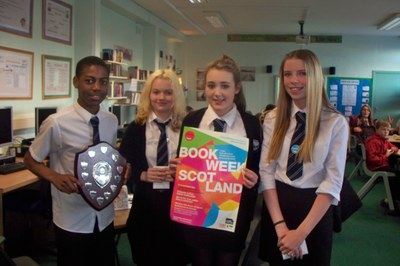 Literacy  Quiz Winners 2015