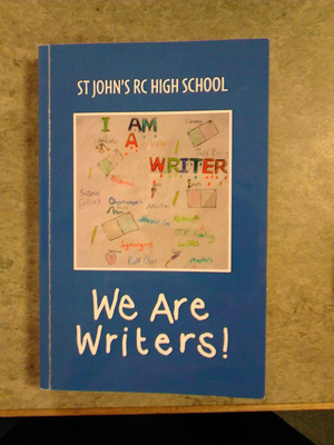 We Are Writers 2016