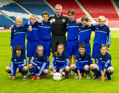 Hampden Launch 2013