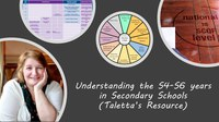 Understanding The S4-S6 Years in Secondary Schools (Taletta's Resource)