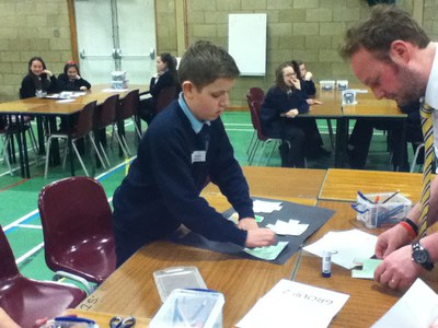 Transition Days March 2015 - 27